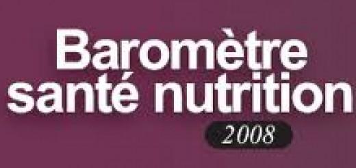 Baromètre santé nutrition