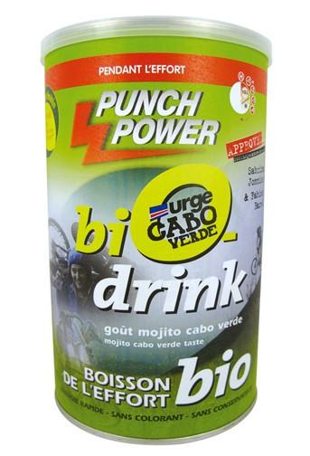 boisson energetique pour le sport mojito punch power bio