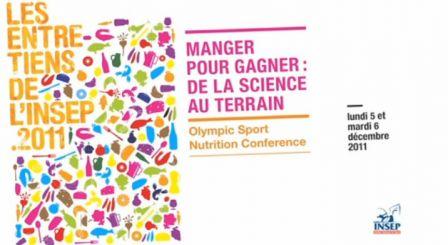 conférences en nutrition sportive insepconférences en nutrition sportive insep