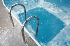 Nage eau froide