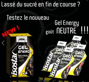 gel neutre isostar
